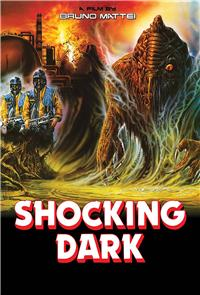 Shocking Dark (1990) Poster
