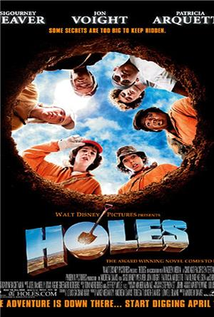 Holes (2003) 1080p Poster
