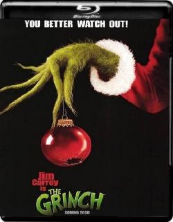 How the Grinch Stole Christmas (2000) 1080p Poster