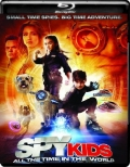 Spy Kids: All the Time in the World in 4D (2011) 1080p Poster