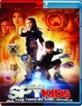 Spy Kids: All the Time in the World in 4D (2011) 3D Poster