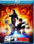 Spy Kids: All the Time in the World in 4D (2011) Poster