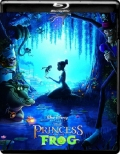 The Princess and the Frog (2009) 1080p Poster