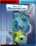 Monsters, Inc. (2001) 3D Poster