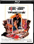 James Bond: Live and Let Die (1973) 1080p Poster