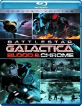 Battlestar Galactica: Blood & Chrome UNRATED (2012) Poster