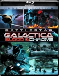 Battlestar Galactica: Blood & Chrome UNRATED (2012) 1080p Poster