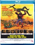 Battle for the Planet of the Apes (1973) Poster
