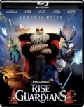 Rise of the Guardians (2012) 1080p Poster