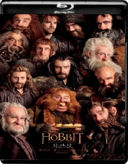 The Hobbit: An Unexpected Journey (2012) 1080p Poster