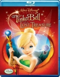 Tinker Bell and the Lost Treasure (2009) Poster