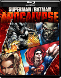 Superman/Batman: Apocalypse (2010) 1080p Poster
