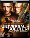 Universal Soldier: Day of Reckoning (2012) 1080p Poster
