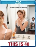 This Is 40 UNRATED (2012) Poster