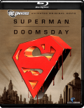 Superman/Doomsday (2007) 1080p Poster
