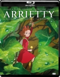 Arrietty (2010) 1080p Poster