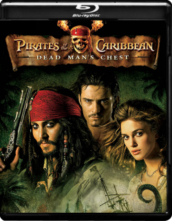 Pirates of the Caribbean: Dead Man's Chest (2006) 1080p Poster