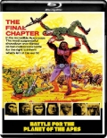 Battle for the Planet of the Apes (1973) 1080p Poster