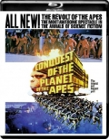 Conquest of the Planet of the Apes (1972) 1080p Poster