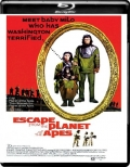 Escape from the Planet of the Apes (1971) 1080p Poster