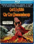 The Ten Commandments (1956) Poster