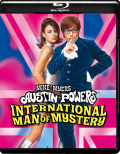 Austin Powers: International Man of Mystery (1997) 1080p Poster