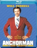 Anchorman: The Legend of Ron Burgundy EXTENDED (2004) Poster