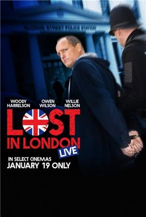 Lost in London (2017) 1080p Poster