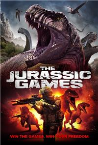 The Jurassic Games (2018) 1080p Poster