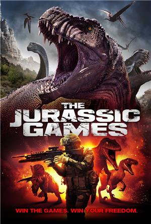 The Jurassic Games (2018) Poster