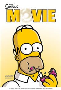 The Simpsons Movie (2007) 1080p Poster