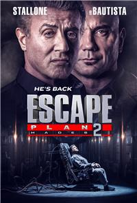 Escape Plan 2: Hades (2018) 1080p Poster