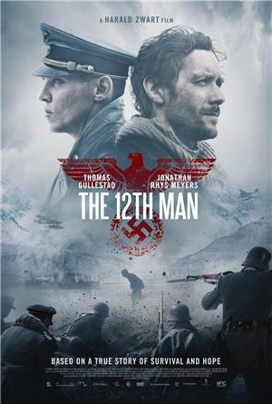 The 12th Man (2017) Poster