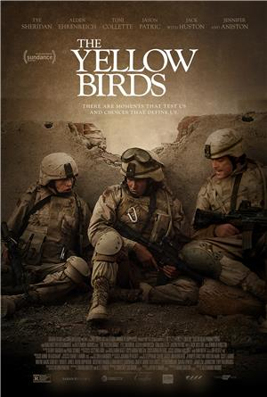 The Yellow Birds (2018) Poster