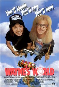 Wayne's World (1992) 1080p Poster