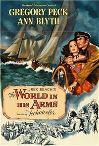 The World in His Arms (1952) Poster