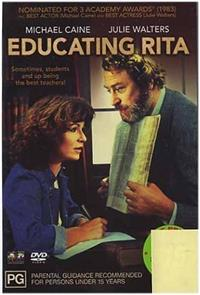 Educating Rita (1983) 1080p Poster
