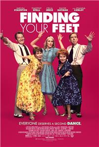 Finding Your Feet (2017) 1080p Poster