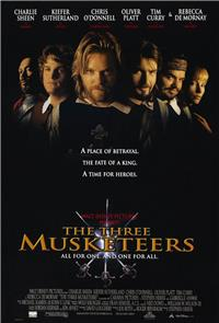 The Three Musketeers (1993) 1080p Poster