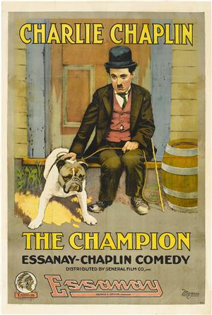 The Champion (1915) 1080p Poster