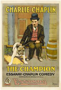 The Champion (1915) Poster