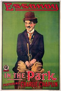 In the Park (1915) 1080p Poster