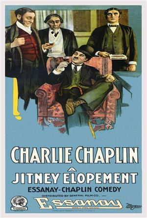 A Jitney Elopement (1915) 1080p Poster