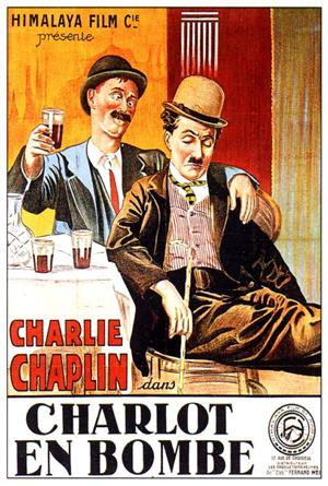A Night Out (1915) Poster