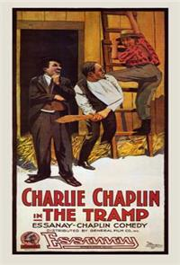The Tramp (1915) Poster