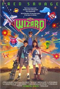 The Wizard (1989) 1080p Poster