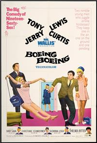 Boeing, Boeing (1965) 1080p Poster