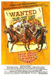 The Long Riders (1980) 1080p Poster