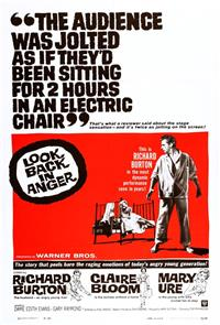 Look Back in Anger (1959) Poster
