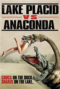 Lake Placid vs. Anaconda (2015) 1080p Poster